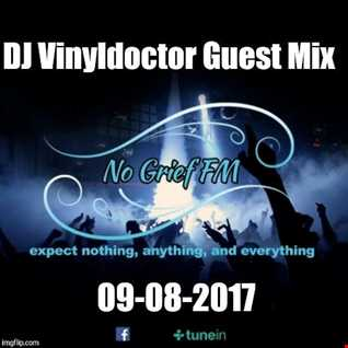 Dj Vinyldoctor   Guest Mix On No Grief Radio   08 09 2017