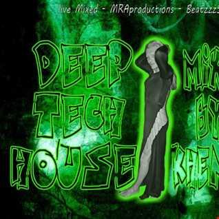 LIVE CB MIX 1   DeepHouse mix by Khéner   17052018