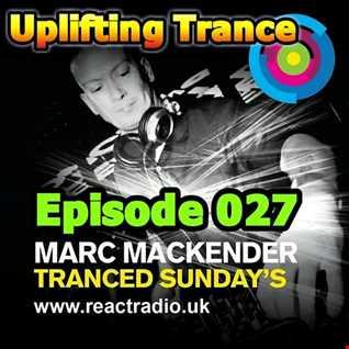 Marc Mackender   Uplifting Trance 027
