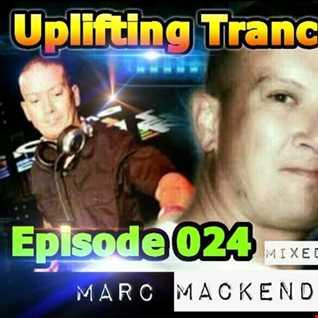 Marc Mackender   Uplifting Trance 024