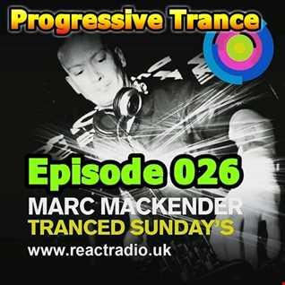 Marc Mackender   Progressive Trance 026