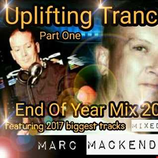 Marc Mackender   End Of Year Trance Part One 2017