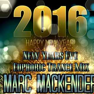Marc Mackender   New Years Eve Mix 2016
