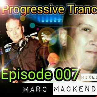 Marc Mackender   progressive Trance 007