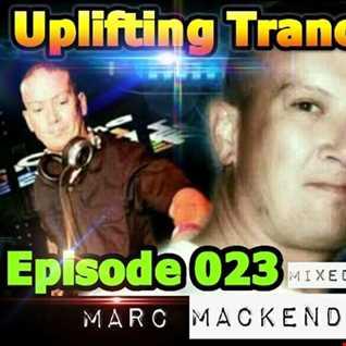 Marc Mackender   Uplifting Trance 023