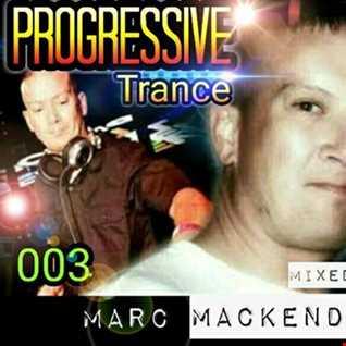 Marc Mackender   progressive Trance 003