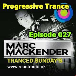 Marc Mackender   Progressive Trance 027