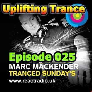 Marc Mackender   Uplifting Trance 025