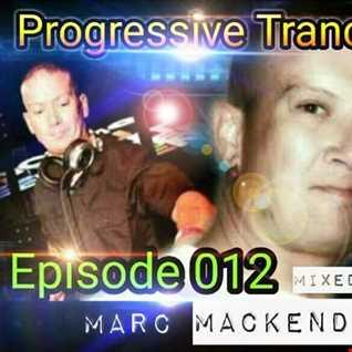 Marc Mackender - Progressive Trance 012