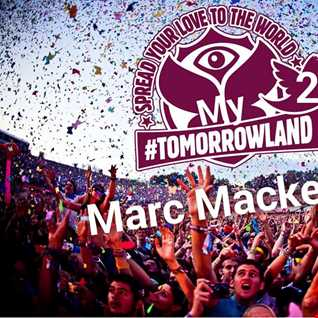 "Marc Mackender - ""My tomorrowland"" volume 2"