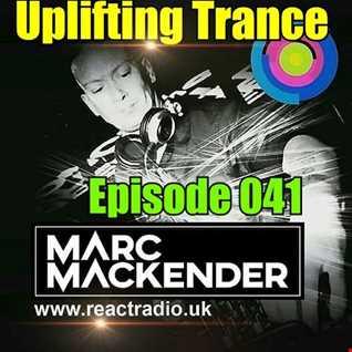 Marc Mackender   Uplifting Trance 041