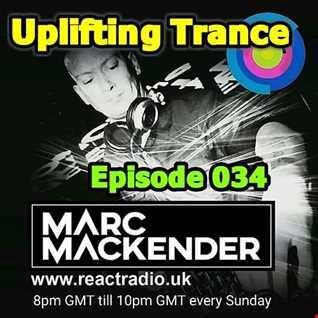 Marc Mackender   Uplifting Trance 034