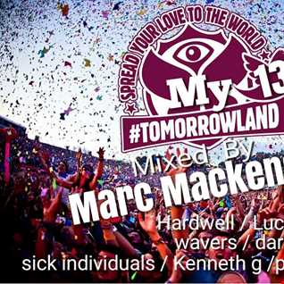 Marc Mackender   My Tomorrowland 13