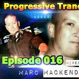 Marc Mackender   Progressive Trance 016