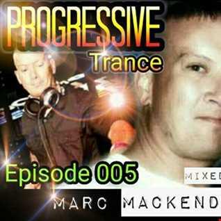 Marc Mackender   Progressive Trance 005