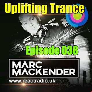 Marc Mackender   Uplifting Trance 038