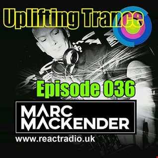 Marc Mackender   Uplifting Trance 036