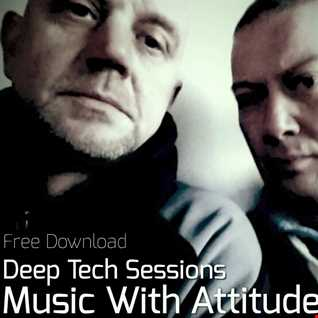Marc Mackender vs Darren Hazelgrove - deep tech mix
