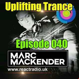 Marc Mackender   Uplifting Trance 040