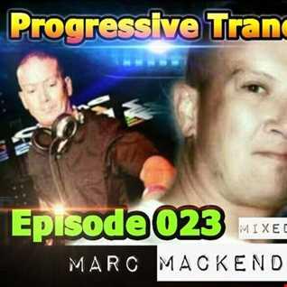 Marc Mackender   Progressive Trance 023
