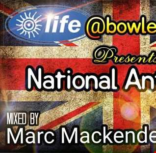 Marc Mackender   National Anthems part one