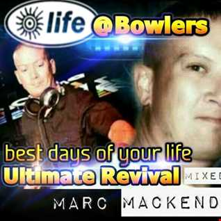 Marc Mackender   ultimate revival  bowlers mix