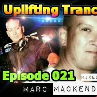Marc Mackender   Uplifting Trance 021