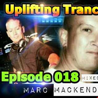Marc Mackender   Uplifting Trance 018 (DOWNLOAD LINK IN THE DESCRIPTION BELOW)