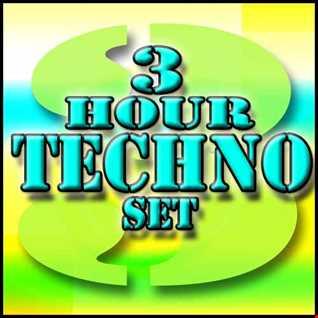 3 Hour Techno Set