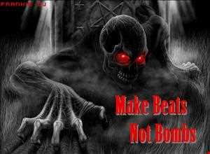 Drop Beats Not Bombs #1