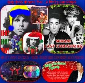 Wham..ies Ft. R.Thicke vs. Jim Morrison`s  SantaClaus  Last Riders Blurred Storm Christmas ( GiGi Boss Mashup rmx )