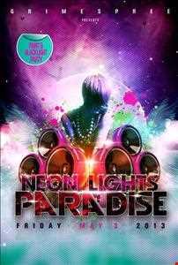 Neon Lights Paradise 2013