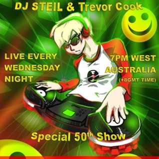 DJ Steil & Trevor Cook - Live At The Loungeroom 2020-01-29 Classic House & Rave