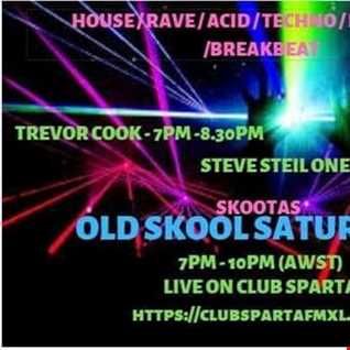 Old School Saturdays with DJ Skoota 17 Feb 2019