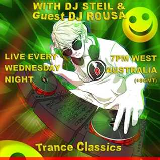 Steil & Rousa - Live At The Loungeroom 2020-05-20 Classic Trance