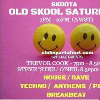 Old Skool Saturdays 27 Oct 2018
