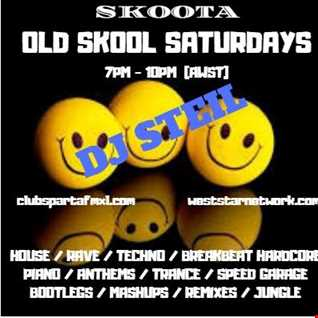 Old School Saturdays 10 Nov 2018
