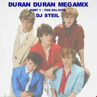 Duran Duran Megamix Part 1 - The 80s Hits