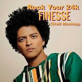 Justin Timberlake vs Bruno Mars - Rock Your 24k Finesse (Steil Mashup)