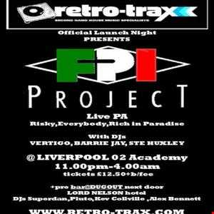 REPLAY Volume 6 (Retro-Trax Liverpool revisited)