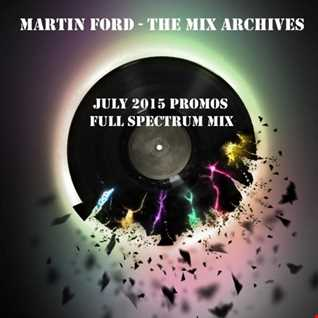 July Promos Mix 2015