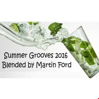 Martin Ford Up Front Vocal House June 2016