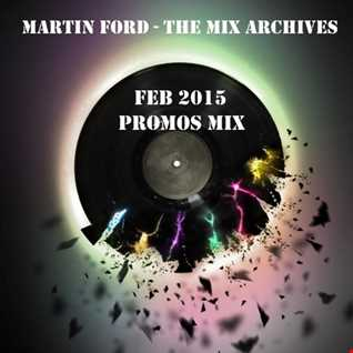 Feb 2015 House Promos Mix