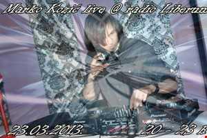 Marko Kozić aka DJ Otherside @ radio Liberum (23.03.2013.)