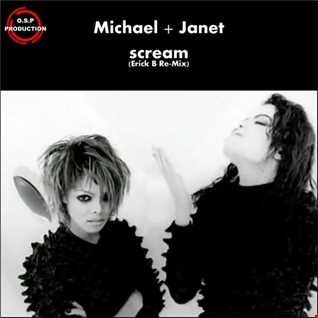 Michael & Janet Jackson - Scream (Erick B Re Mix)