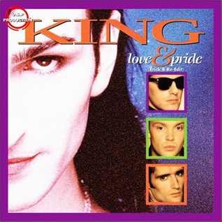 King - Love & Pride (Erick B Re-Edit Version)