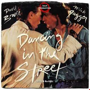 Mike Jagger & David Bowie - Dancing In The Street (Erick B Re Edit Mix)