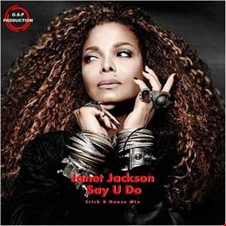 Janet Jackson - Say You Do (Erick B House Remix)