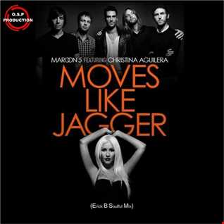 Maroon 5 & Christina Aguilera - Moves Like Jagger (Erick B Soulful Mix)