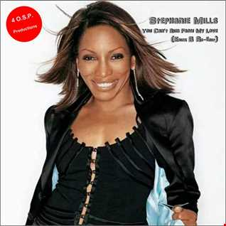 Stephanie Mills - You Can't Run From My Love (Erick B ReEdit Version)